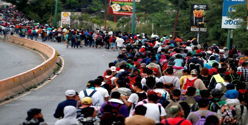 El uso político de la migración calienta la frontera entre México y EE.UU.