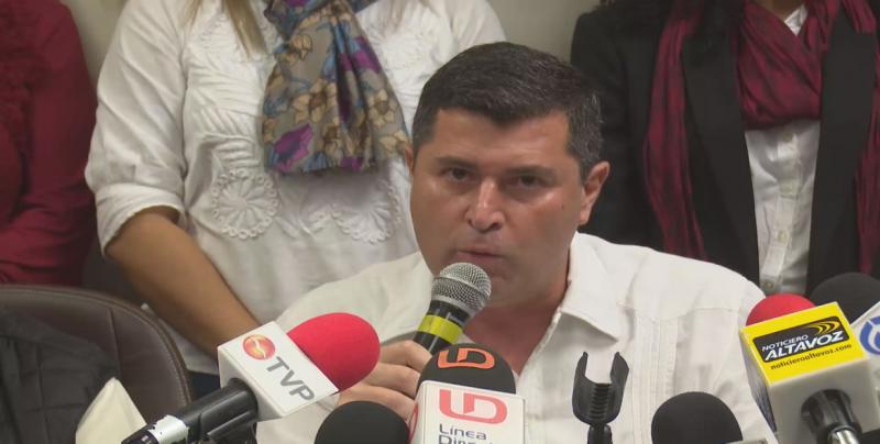 El Congreso de Sinaloa es quien debe iniciar el proceso de desafuero de Billy Chapman