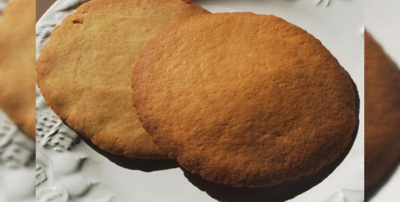 Las Coyotas es un pan dulce originario de las tribus indígenas del noroeste del país