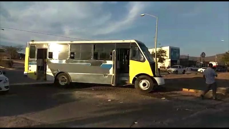Accidente de tránsito  deja 13 lesionados