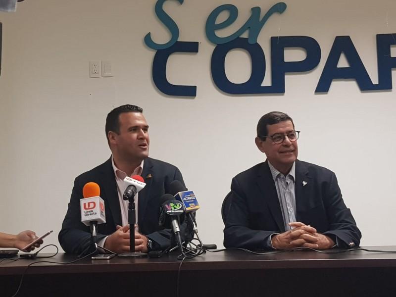 Exhorta COPARMEX al gobierno municipal a hacer alianza para que le vaya bien a Ahome