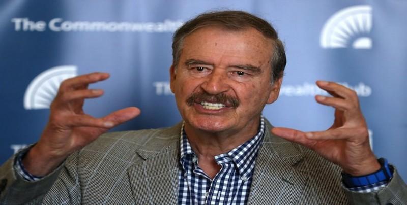 Vicente Fox dice que comando armado intentó ingresar a su casa