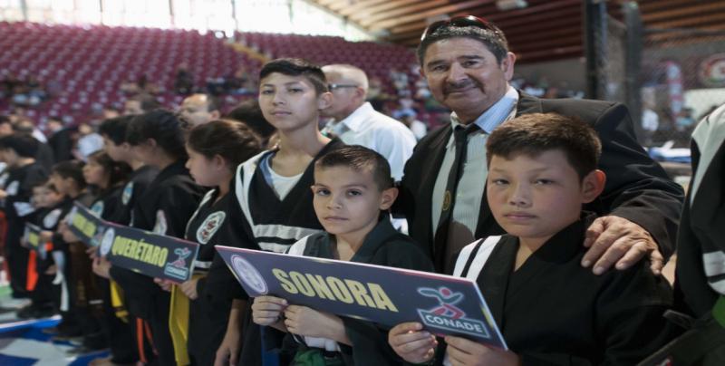 Inauguran Nacional de Lima Lama en Culiuacán