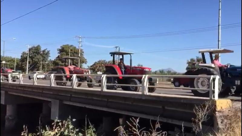 Productores Agrícolas toman las instalaciones de la Secretaria de Agricultura Federal en Sinaloa