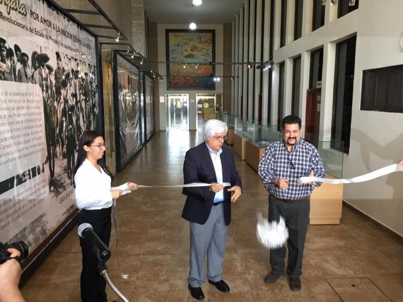 Conmemoran centenario luctuoso de Emiliano Zapata