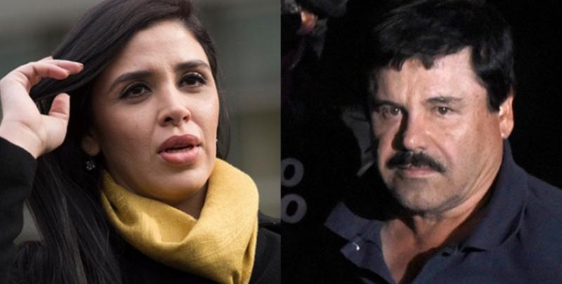 """Investigan a Emma Coronel por complicidad con """"El Chapo"""""""
