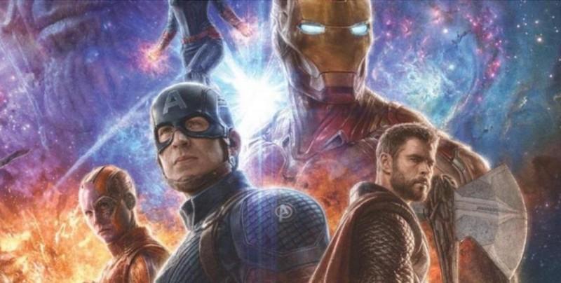 Avengers: Endgame presenta primer clip de los Vengadores con Capitana Marvel
