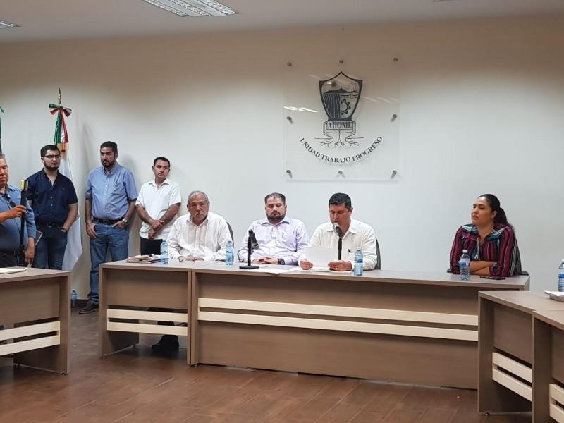 Asegura alcalde de Ahome improcedentes demandas en su contra