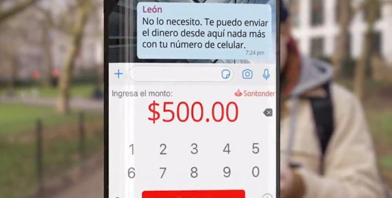 Ya puedes enviar dinero por WhatsApp