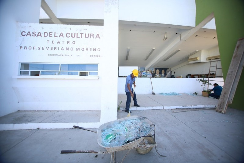 Se apoyará infraestructura cultural en los Estados mediante el PAICE