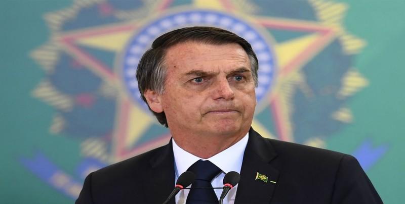 Bolsonaro desea que los brasileños no se interesen por política en la escuela