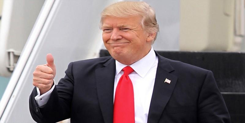"""Trump elogia el """"gran trabajo"""" de Al Sisi, que quiere gobernar hasta 2034"""