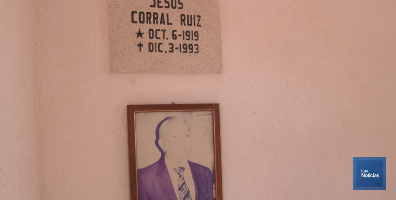Se le rindió homenaje al periodista Don Jesús Corral Ruiz