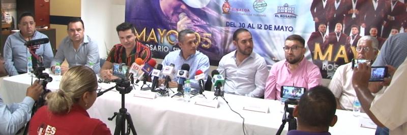 """Ya casi empieza """"La Feria de Primavera"""" de El Rosario"""