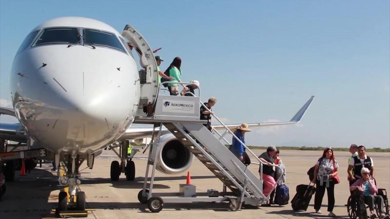 Consigue Mazatlán aterrizar nuevos vuelos durante Tianguis Turístico 2019