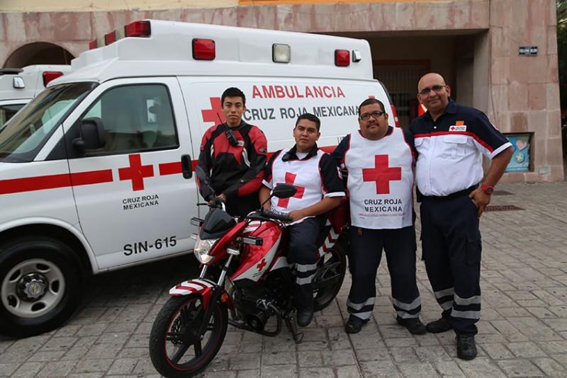Preparada Cruz Roja para atenciones en Semana Santa