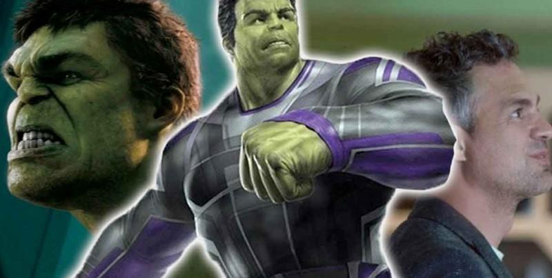 Rodaron 5 finales de Vengadores: Endgame y Mark Ruffalo explica uno
