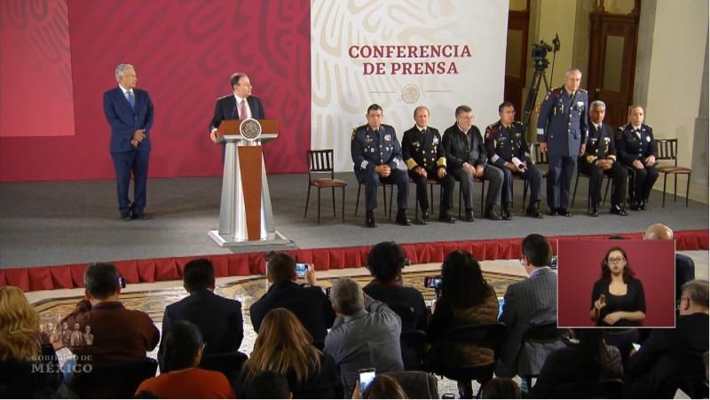 Un engaño para la ciudadanía la designación de un mando militar al frente de la guardia nacional