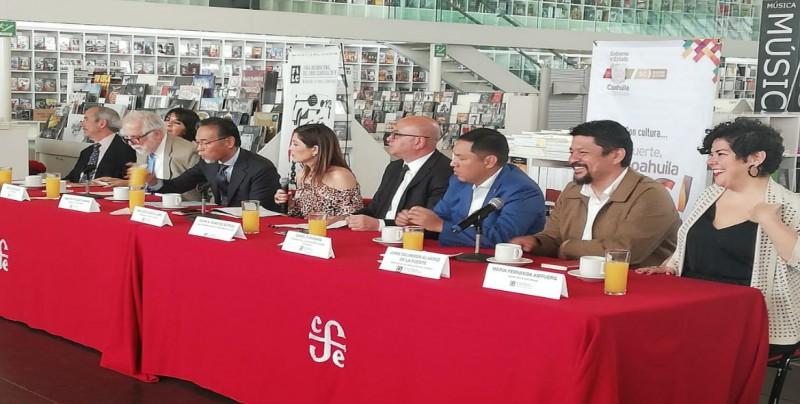 Sinaloa invitado a la 22ª Feria  Internacional del Libro Coahuila 2019