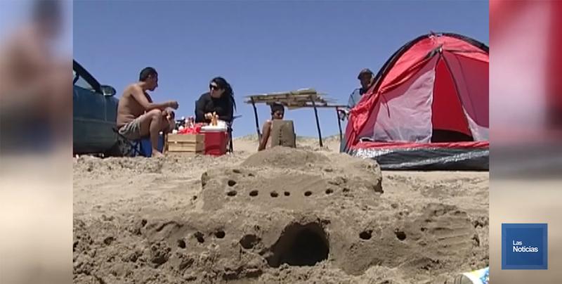 No se cobrará el acceso a las playas de Huatabampo