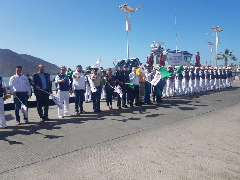 En marcha operativo de seguridad para semana santa en Ahome