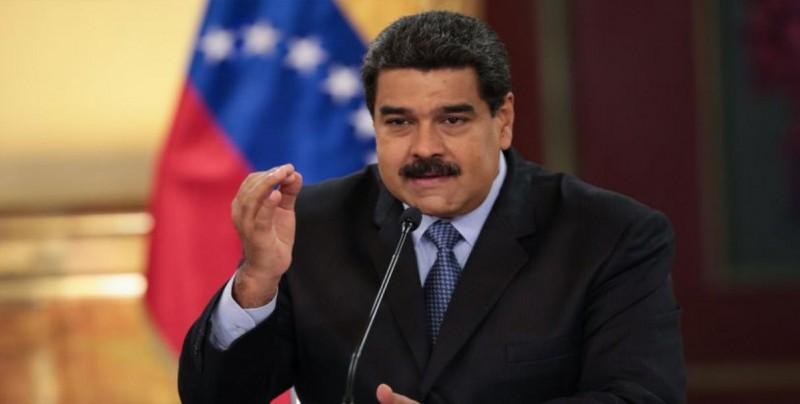 Maduro ordena a la milicia producir alimentos y promete un milagro económico