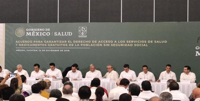 López Obrador ante el reto de mejorar salud pese a presupuesto y corrupción