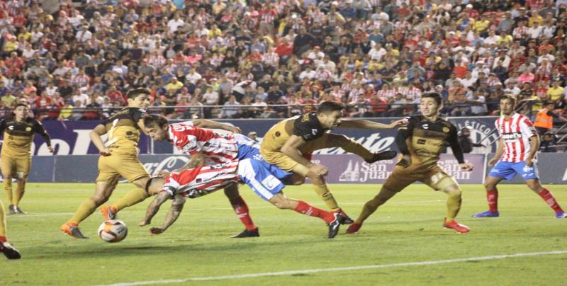 Dorados contra Cimarrones en la LIguilla del Ascenso MX