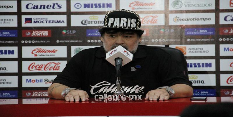 Reflejamos el equipo que somos: Maradona