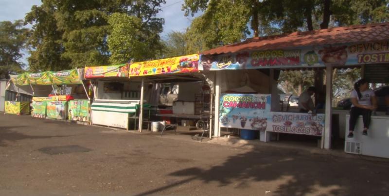 Vendedores del Parque EME no quieren que los muevan