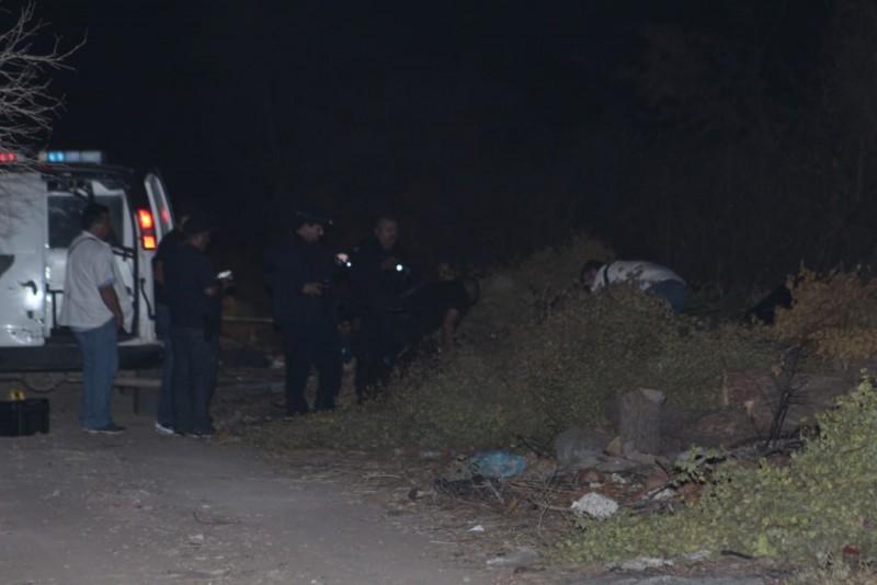 Encuentran a una persona asesinada en Stanza Torralba