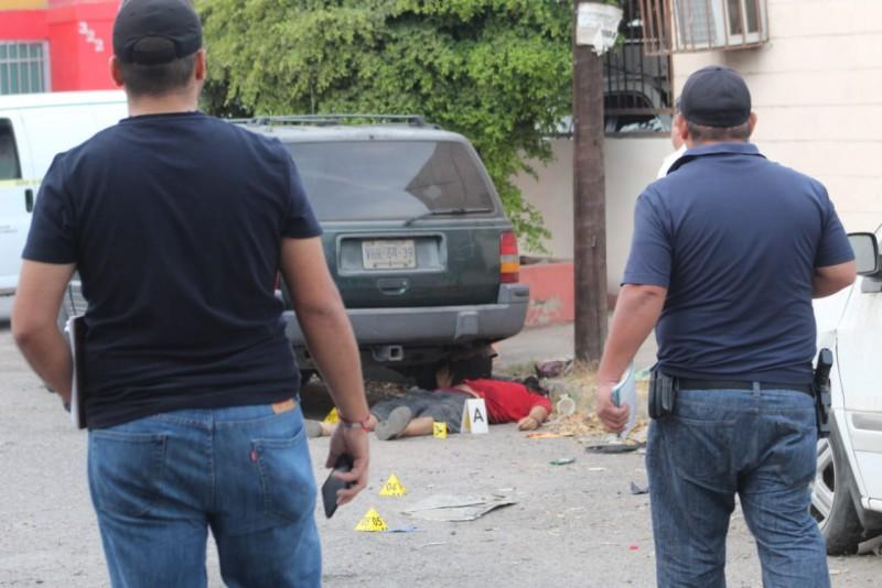 """Asesinan a vecino de la """"Ignacio Allende"""""""