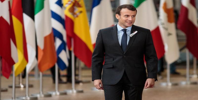 Macron recibe llamadas de líderes internacionales y hablará con el Papa