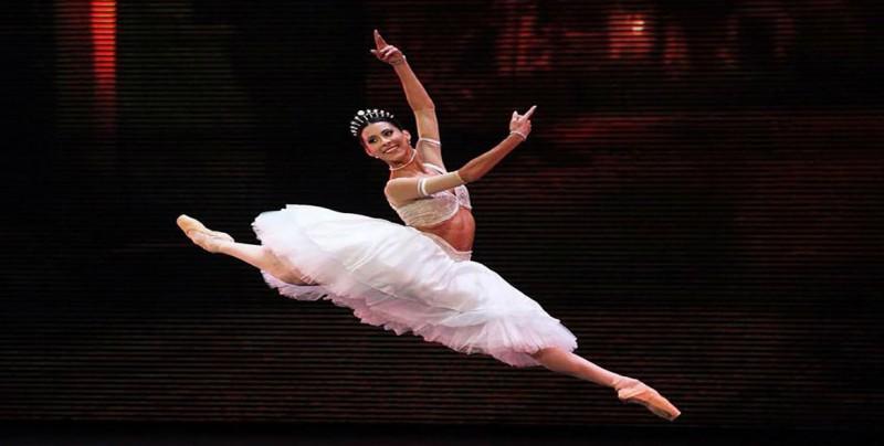 Es nominada Elisa Carrillo al premio Premio Benois de Danza