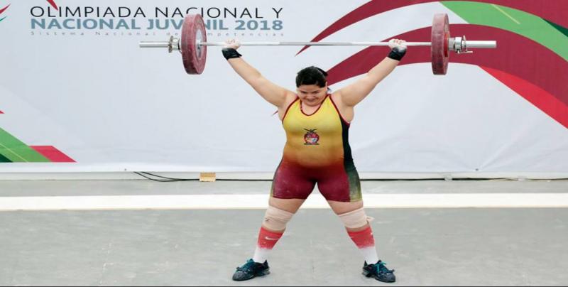 Sinaloa obtiene 25 plazas en Halterofilia para la Olimpiada Nacional 2019