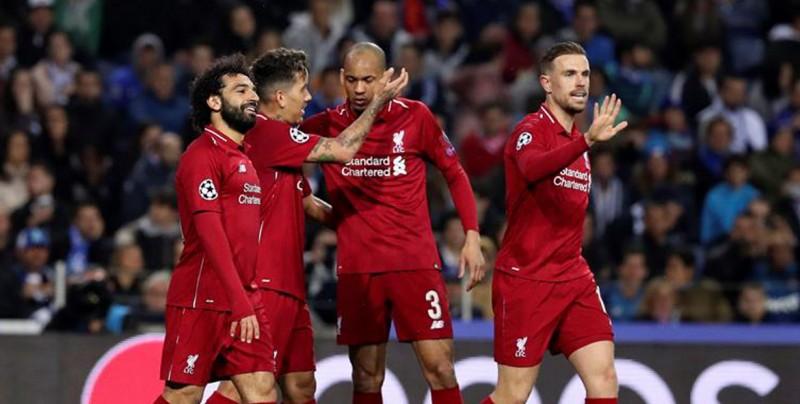 Liverpool sella su pase a las semifinales de la Champions