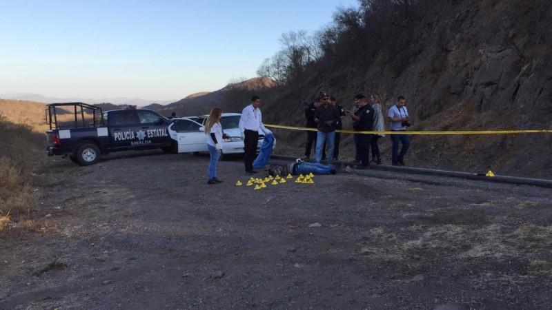 """Con """"cuerno de chivo"""" asesinana a una persona sobre la """"México 15"""""""