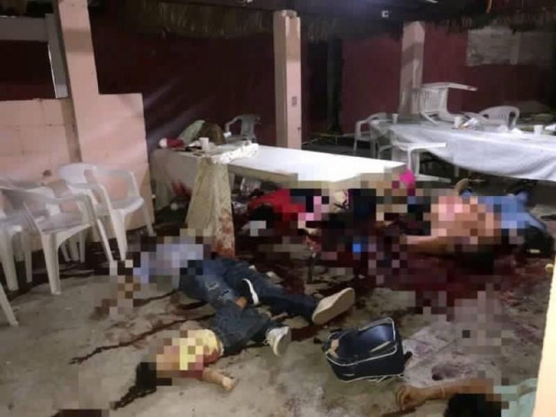 Un grupo armado irrumpe en una fiesta y mata 13 personas en Veracruz