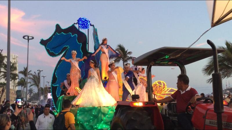 Carnaval en Semana Santa Mazatlán 2019
