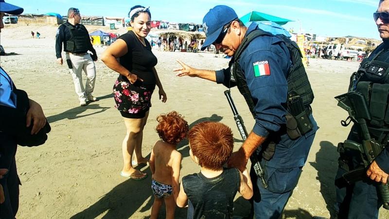 Localiza a menores extraviados en Ponce