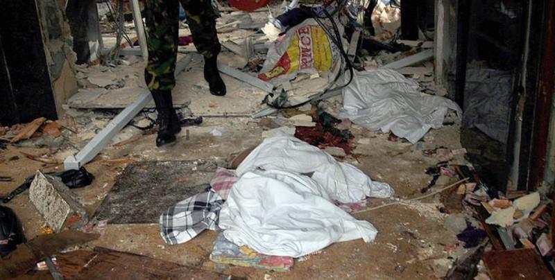 Explosiones en Sri Lanka deja al menos 207 muertos