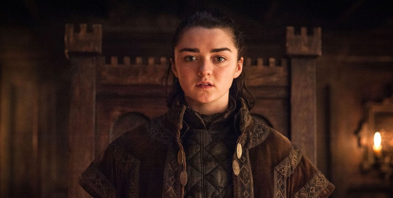 ¿Qué edad tiene Maisie Williams (Arya Stark) en Juego de Tronos? tras polémica escena