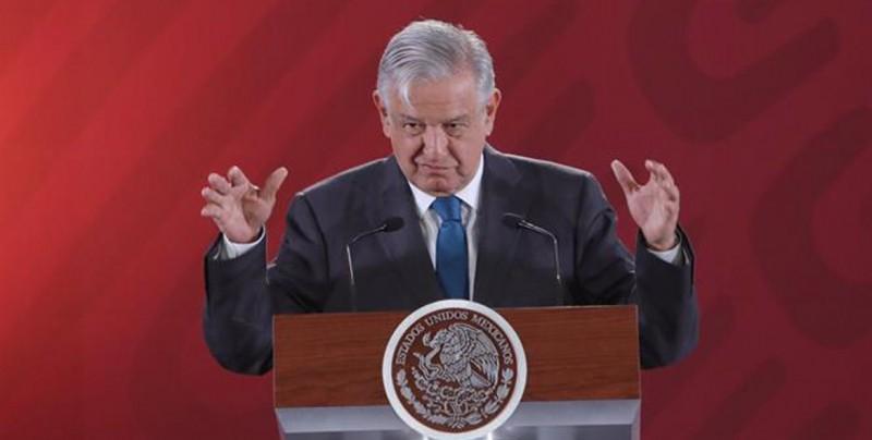 López Obrador promete reducir la violencia en seis meses