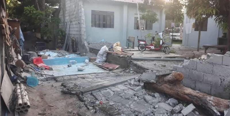 Al menos 3 muertos en Filipinas por un terremoto de magnitud 6,1