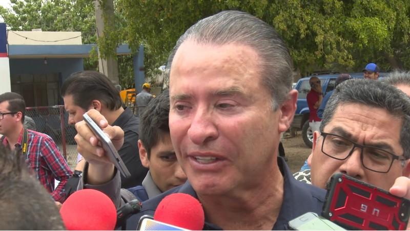Destaca gobernador resultados positivos en Sinaloa durante semana mayor