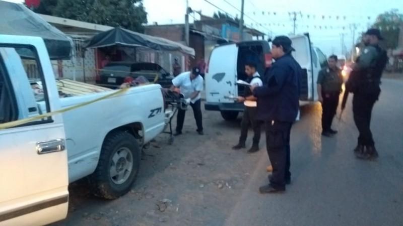 Viajan  cinco horas desde Durango a Sinaloa, con un cadáver
