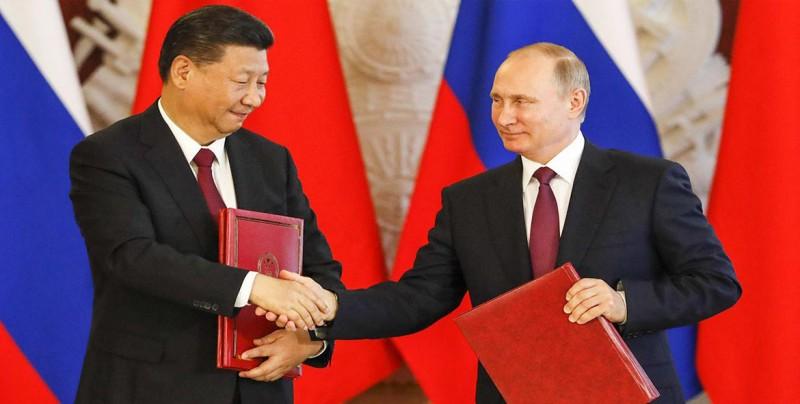 Putin se reunirá con Xi Jinping el 26 de abril en Pekín
