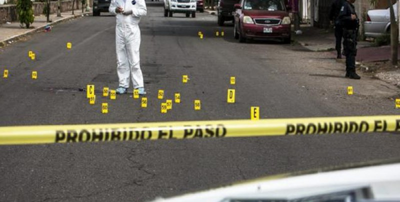 Los homicidios en México aumentaron un 10 % en el primer trimestre de 2019