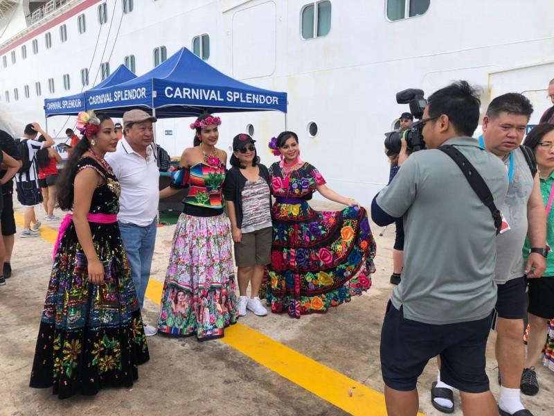 Arranca la Pascua con 'pie derecho' en turismo para Mazatlán