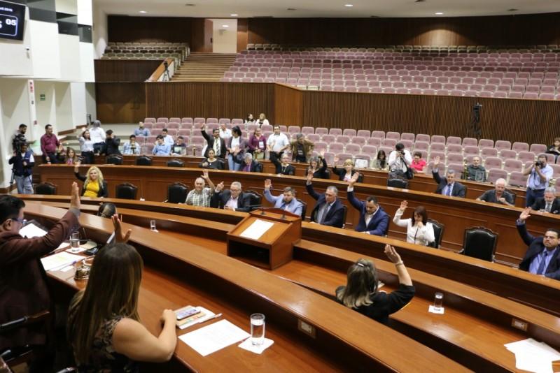 Congreso aprueba comparecencias de aspirantes a magistrados y comisionado de atención a víctimas